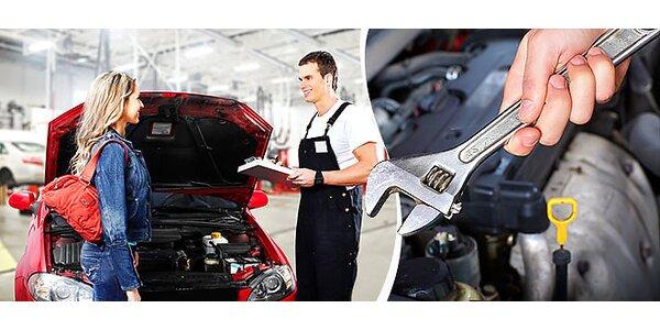 Profesionálny servis pre vaše auto