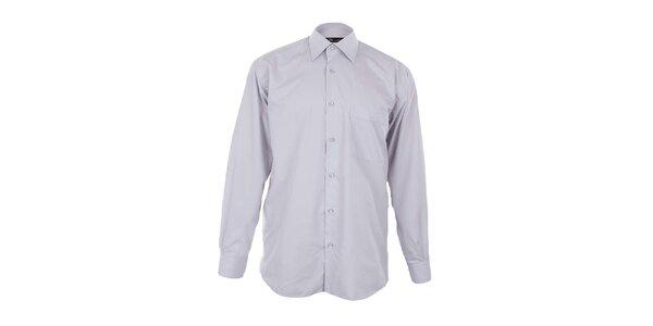 Pánska šedá košeľa Dicotto