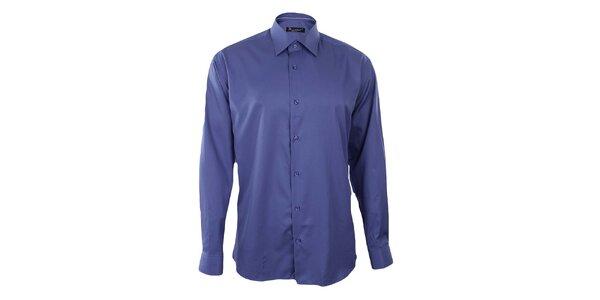 Pánska modrá košeľa Dicotto