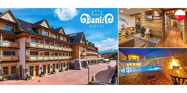 Hotel Bania****Thermal & Ski v Bialke Tatranskej