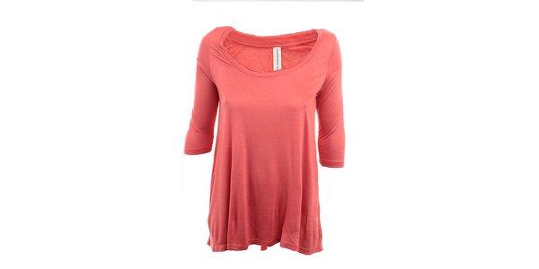 Dámske koralové tričko Next