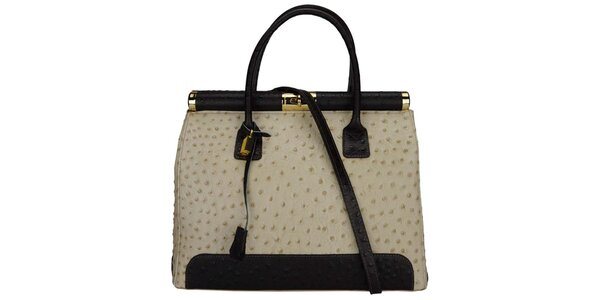Dámska kufríková kabelka s popruhom Giulia