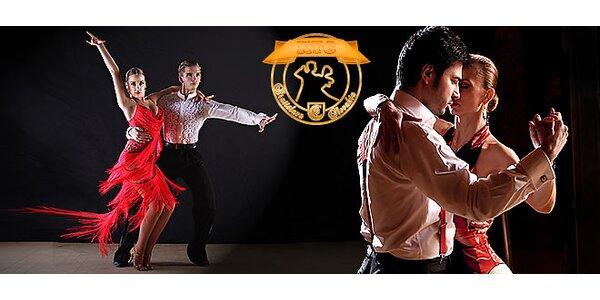 Kurz Štandardné a latinsko-americké tance