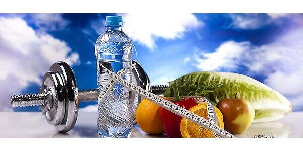 Redukčný jedálniček a poradenstvo od akreditovaného poradcu pre zdravú výživu