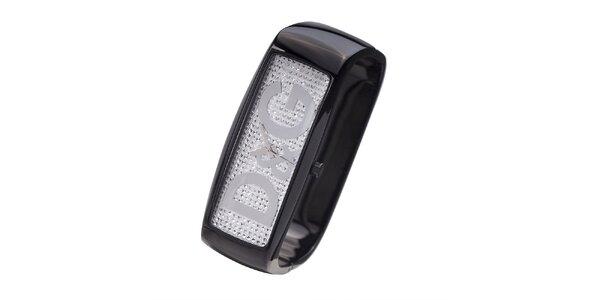 Dámske náramkové hodinky v čiernej farbe Dolce & Gabbana
