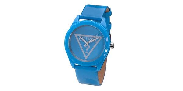 Dámske modré hodinky Guess