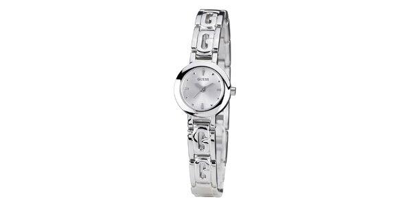 Dámske minimalistické hodinky Guess