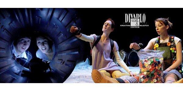 Divadelné predstavenie pre deti aj dospelých