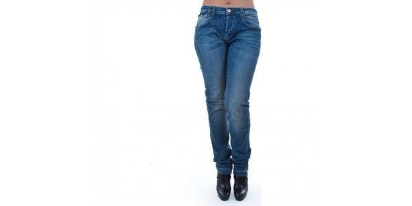 Dámske modré džínsy Dolce & Gabbana
