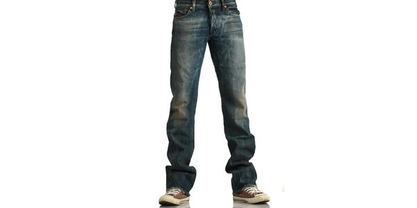 Pánske modré džínsy Energie