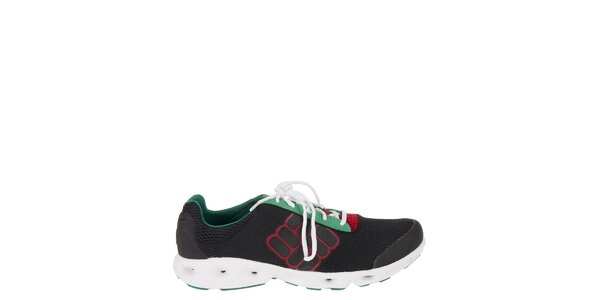 Pánska čierna běžecká obuv Columbia