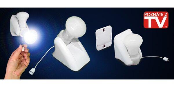 Handy Bulb - a svetlo máte všade tam kde potrebujete!