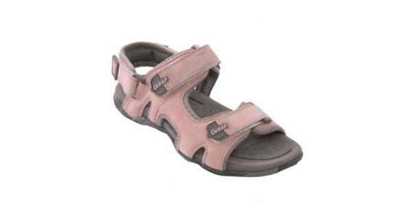 Dámske ružové sandále Numero Uno
