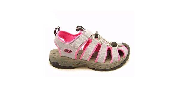Dámske sandále s uzavretou špičkou Numero Uno
