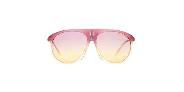 Dvojfarebné slnečné okuliare Carrera