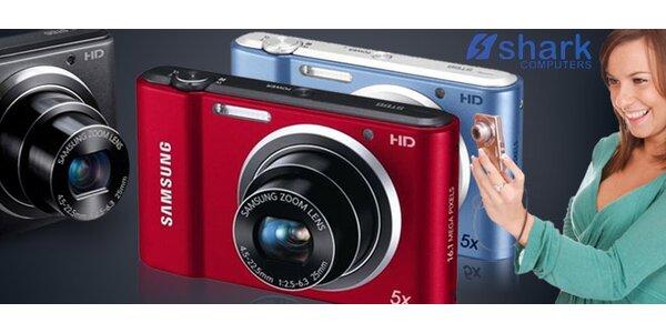 Trendový fotoaparát Samsung EC-ST66