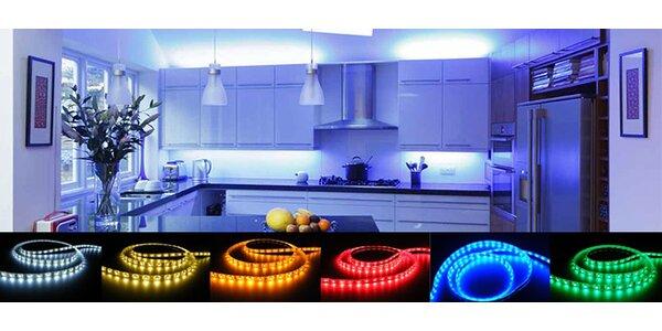Interiérové LED alebo RGB pásiky