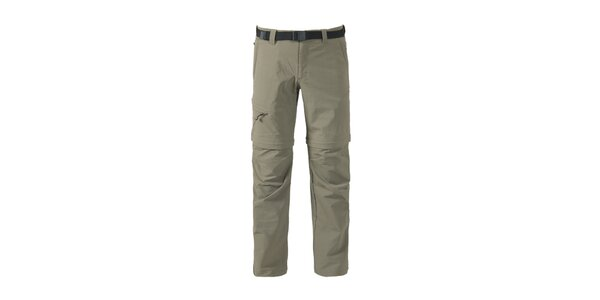 Pánske nohavice s odopínateľnými nohavicami Bergson