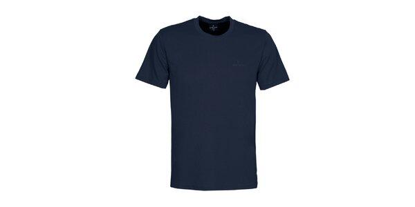 Pánske tmavo modré tričko Bergson