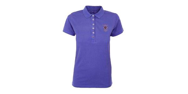 Dámske polo tričko s výšivkou Aeronautica Militare