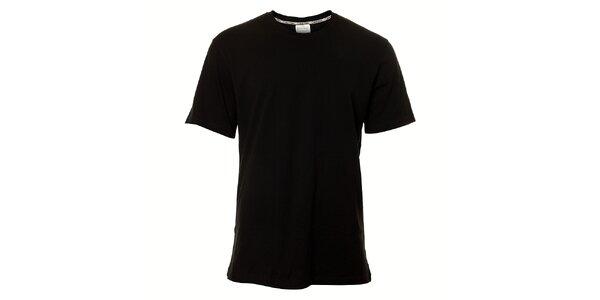 Pánske čierne podvliekacie tričko Calvin Klein