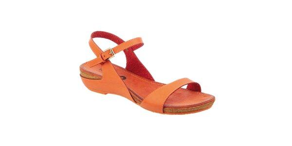 Dámske korálové sandále Betsy