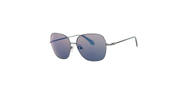 Dámske slnečné okuliare s tenkými obrubami Calvin Klein