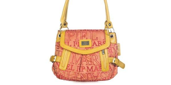 Dámska kabelka s klopovým zatváraním Marsanpiel