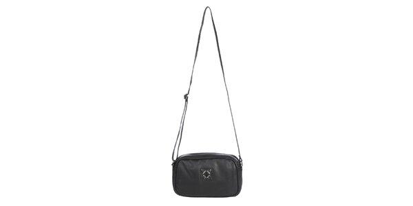 Dámska malá čierna kabelka Marsanpiel