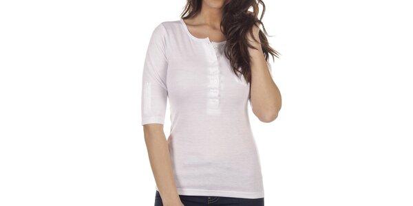 Dámske biele tričko Lois