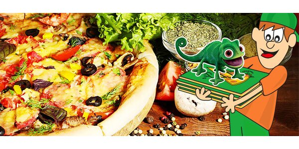 Rozvoz pizze: výber až z 24 druhov