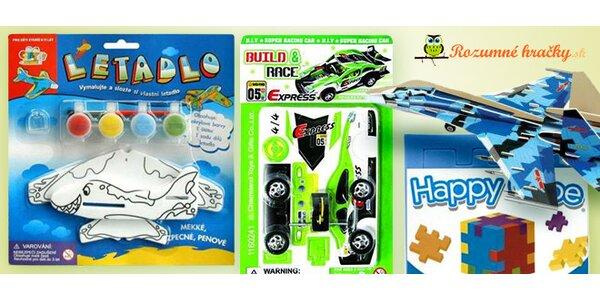 Kreatívne hračky pre deti