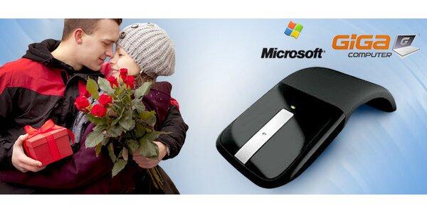 Štýlová optická myš Microsoft Arc Touch