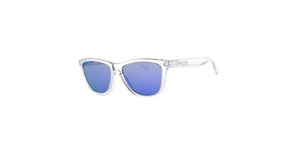 Transparentné slnečné okuliare Oakley