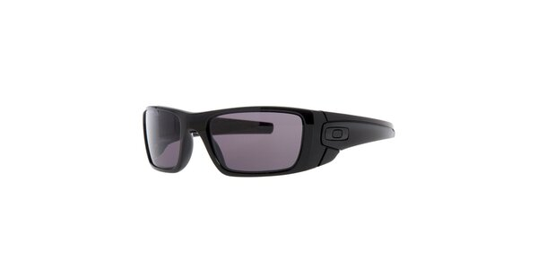 Čierne slnečné okuliare Oakley