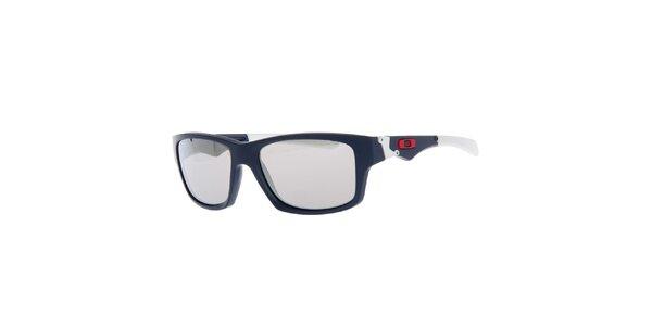 Tmavo modré slnečné okuliare Oakley