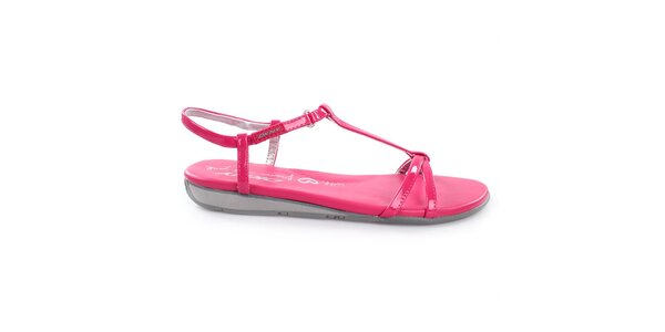 Dámske ružové sandále DKNY Active