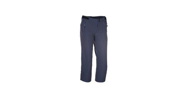 Dámske šedé 3/4 outdoorové nohavice Envy