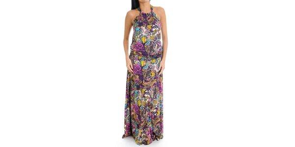 Dámske orientálne dlhé šaty Goa Goa
