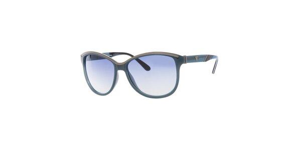 Dámske modré slnečné okuliare Guess