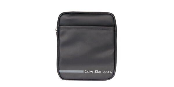 Pánska čierna taška cez rameno Calvin Klein Jeans