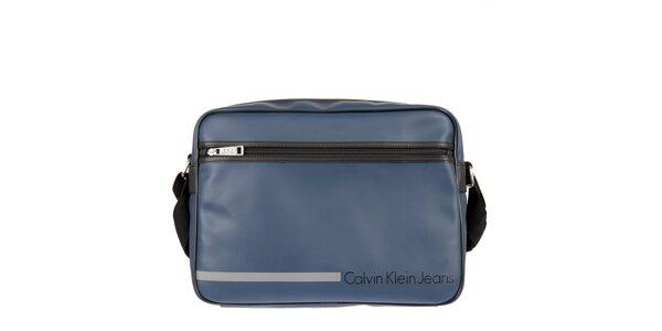 Pánska tmavo modrá taška cez rameno Calvin Klein Jeans