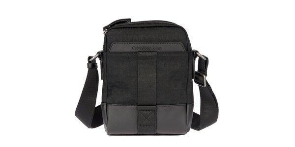 Pánska látková taška cez rameno Calvin Klein Jeans