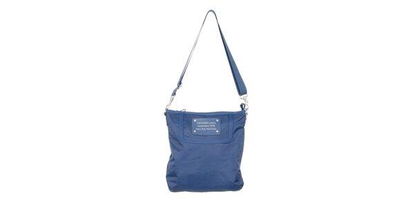 Dámska modrá kabelka cez rameno Calvin Klein Jeans