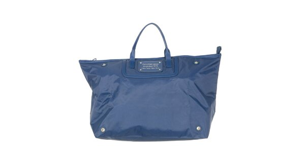 Dámska veľká nákupná taška v modrej farbe Calvin Klein Jeans