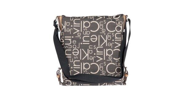 Dámska taška cez rameno Calvin Klein Jeans
