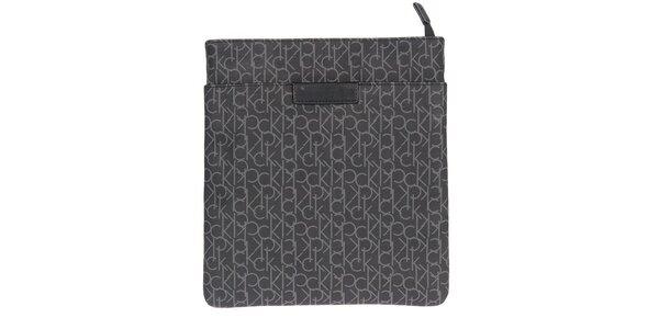 Pánska taška cez rameno s potlačou Calvin Klein