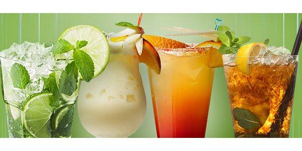 Alko alebo nealko miešaný drink