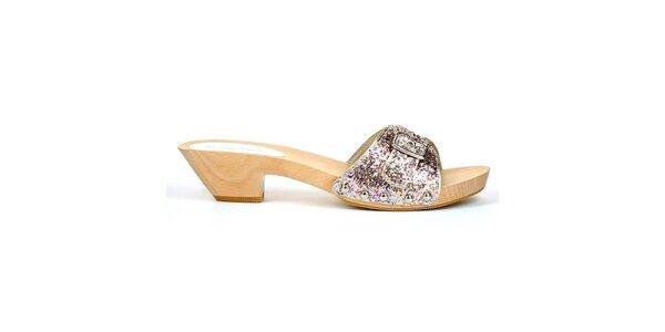Dámske sandálky s prackou Les Tropezinnes