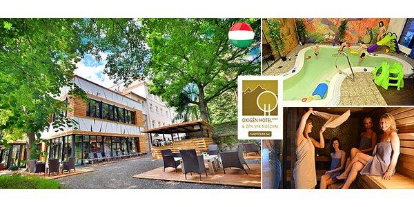 Božský wellness pobyt v Maďarsku